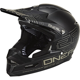 O'Neal Fury RL Casco, matt black